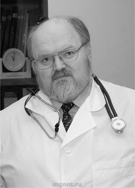 Профессор Павел Воробьев. Фото: mgnot.ru