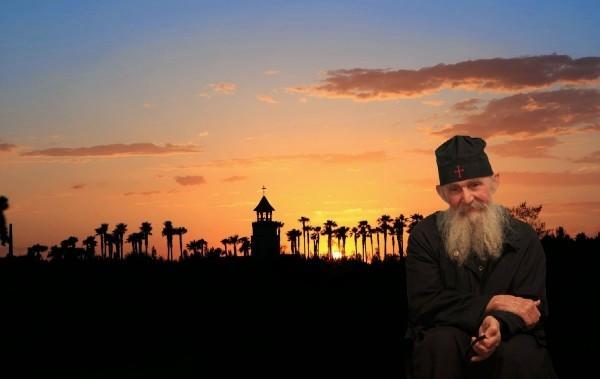 Отец Ефрем Филофейский