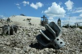 Радоница в Донецке – под звуки взрывов (фото)
