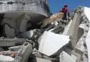 Мужчину вытащили живым из-под завалов, спустя 13 дней после землетрясения в Эквадоре
