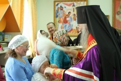 Церковь открыла в Йошкар-Оле реабилитационный центр для детей с инвалидностью