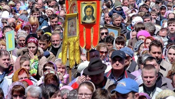 ОВЦС: Больше половины всех православных верующих принадлежат РПЦ