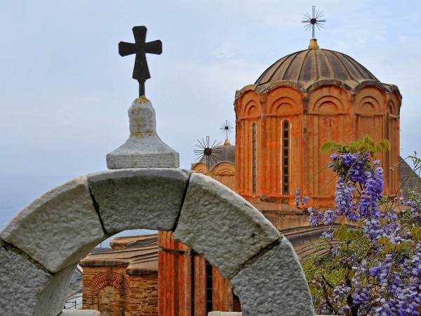 В Москве открывается выставка «Благословение Святой Афонской Горы»