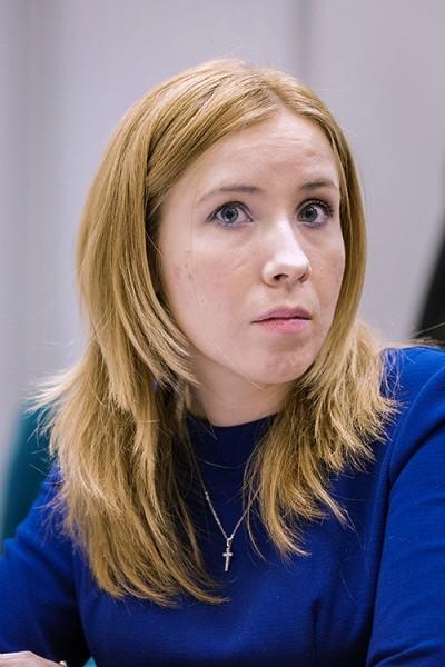 Анна Брычева
