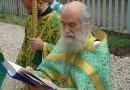 Состоялось отпевание и погребение бывшего наместника Киево-Печерской лавры новопреставленного архимандрита Елевферия