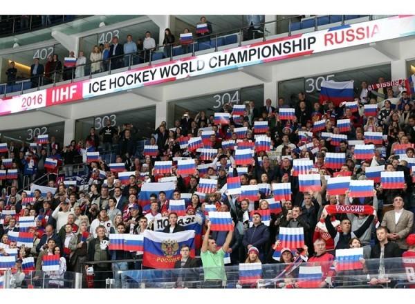 Болельщика с ДЦП не пустили на матч чемпионата мира по хоккею в Петербурге