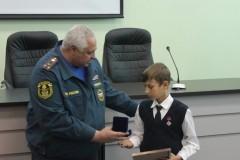 14-летний ульяновский школьник спас тонущего инвалида