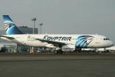 Над Средиземным морем пропал летевший из Парижа в Каир лайнер EgyptAir