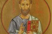 Церковь вспоминает святого апостола и евангелиста Марка