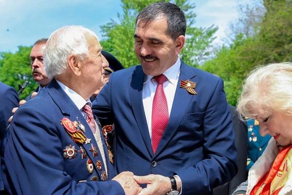В Ингушетии всем ветеранам выплатили по 220 тысяч рублей