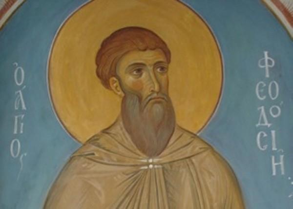 Церковь празднует память преподобного Феодосия Печерского