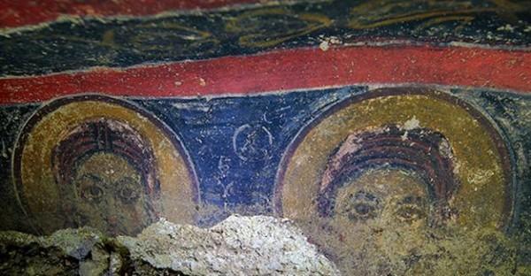 В Турции найдена подземная церковь возрастом 1500 лет
