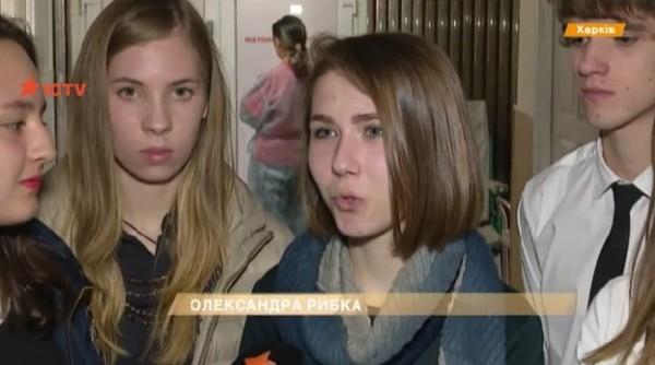 Харьковские школьники отказались от выпускного ради помощи кардиоцентру
