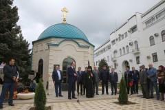 Православная церковь в честь князя Владимира открыта в Дагестане