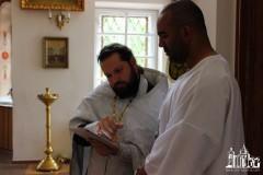 Американский сотрудник миссии ОБСЕ в Донбассе принял православие