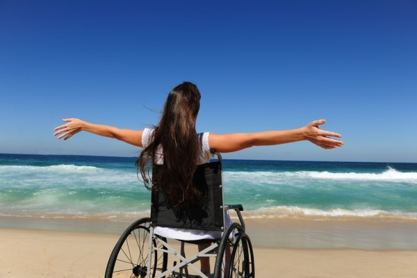 СПЧ попросил правительство обустроить пляжи для инвалидов