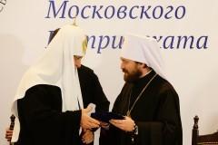 Председатель и ряд сотрудников ОВЦС удостоены государственных наград