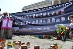 Во всех храмах Одессы помолятся о погибших 2 мая 2014 года