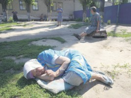 К ним – не пускают, их – не выпускают. Фото РИА Новости.