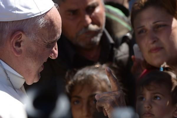 Папа Римский раскритиковал Запад за миграционный кризис