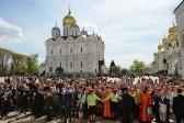 Около 4 миллионов россиян приняли участие в пасхальных богослужениях