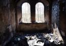 Задержан подозреваемый в поджоге Зимней гостиницы на Валааме