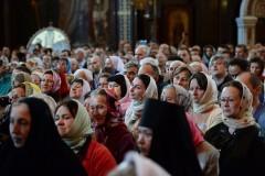 Душевнобольной зарезал женщину в храме в Орловской области