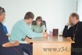 В Волгограде священника пригласили побеседовать со злостными неплательщиками алиментов