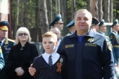 Глава МЧС России наградил школьника из Суздаля за спасение утопающего