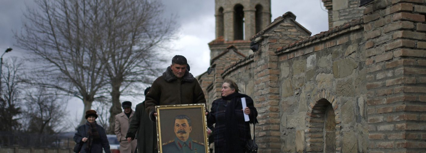 Сталин как клин