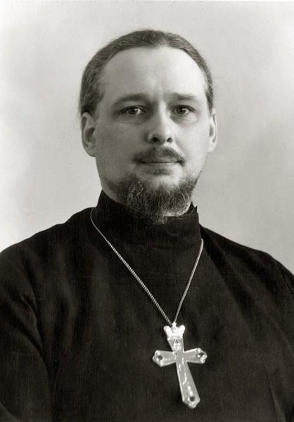 Протоиерей Андрей Сергиенко