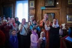 В Северодвинске впервые провели литургию с переводом на жестовый язык