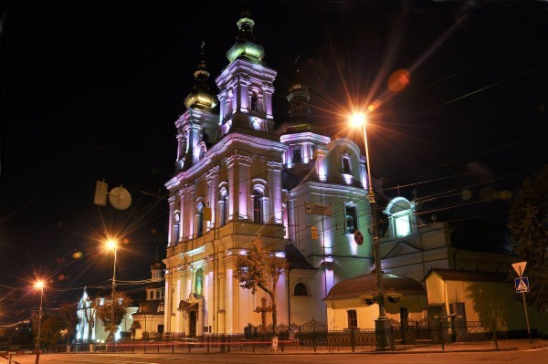Спасо-Преображенский Кафедральный собор Фото: Андрей Кононенко/fotokto.ru