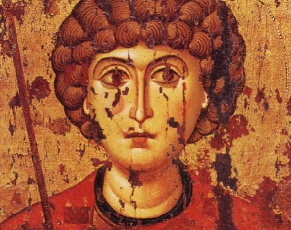 Церковь чтит память святого великомученика Георгия Победоносца