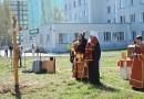 Кировский губернатор начал своими силами строить церковь