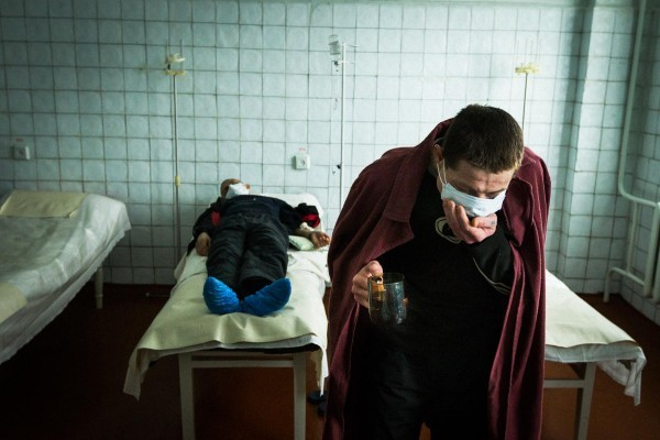 Минздрав разработал порядок медосвидетельствования задержанных