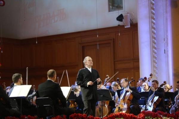 Валерий Гергиев даст концерт в античном амфитеатре Пальмиры