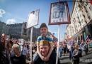 «Почта России» бесплатно сделает плакаты для «Бессмертного полка»