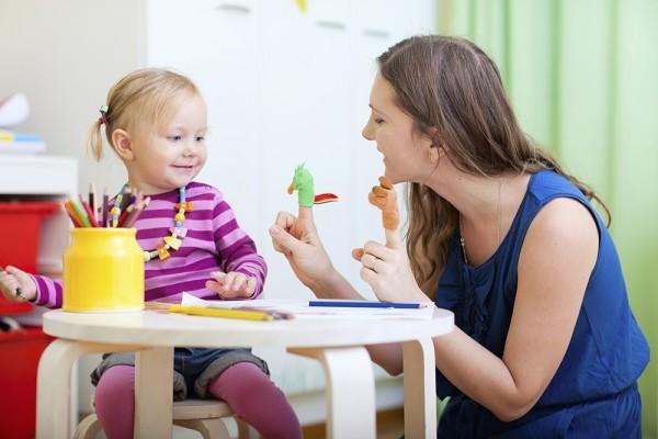Психолог логопед для ребенка