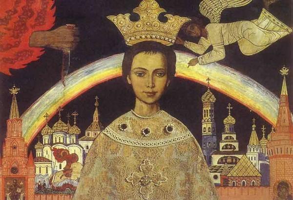 Церковь чтит память святого благоверного царевича Димитрия Угличского (Московского)