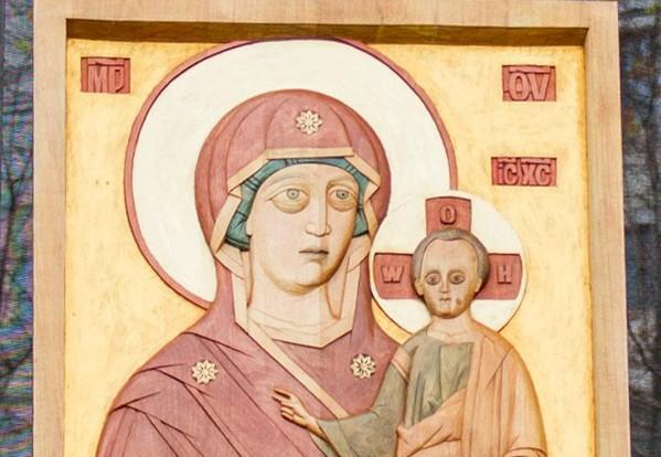 В Храме Христа Спасителя появится первая икона для слепых