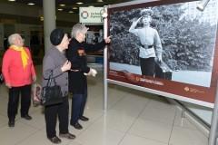Выставка «Герои на все времена» открылась в аэропорту Шереметьево