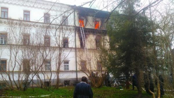 Пожар в гостинице на Валааме локализован