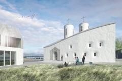 Русские архитекторы создали инновационный проект Православного Центра в Рейкъявике