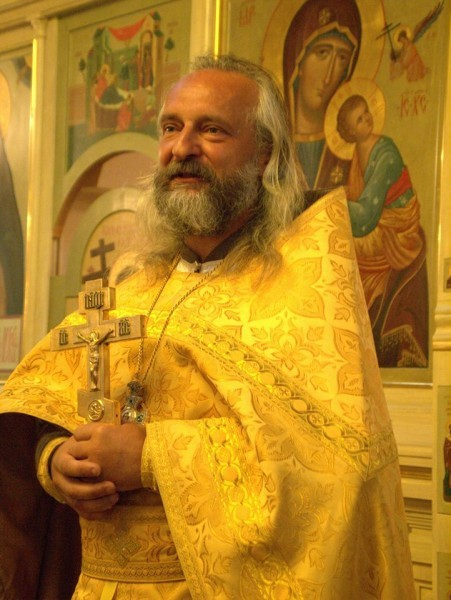 Протоиерей Вячеслав Перевезенцев. Фото: hram-chg.ru