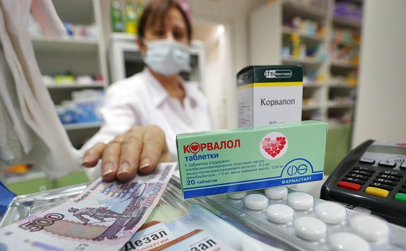 В России упали продажи лекарств. Почему?