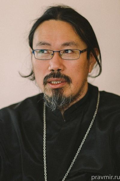 Священник Анатолий Кун (Кун Чеун Мин)