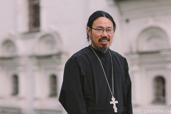 Как коренной китаец стал православным священником
