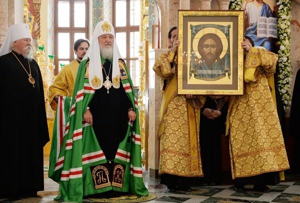 Патриарх Кирилл: Обожествляя человека, можно поверить в тирана, убийцу и диктатора
