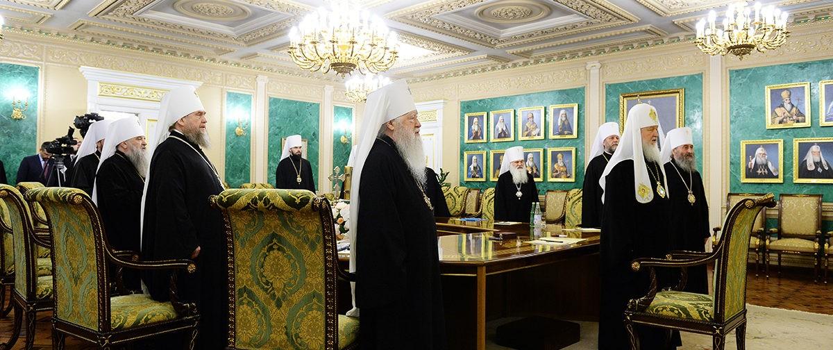 Протоиерей Сергий Правдолюбов: Предложение Синода перенести Всеправославный Собор — это исповедание веры
